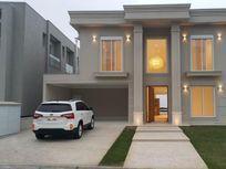 Sobrado residencial à venda, Alphaville, Santana de Parnaíba.