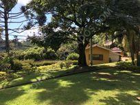 Chácara à venda em Atibaia, 4 Dorm, Piscina, Amplo Gramado, Rancho Maringá I