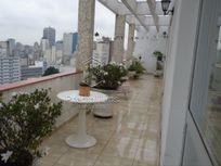 Cobertura com 3 quartos e Jardim, São Paulo, Higienópolis, por R$ 1.650.000