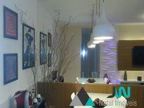 Venda de apartamento na Cidade Satélite, com 2 quartos, mobiliado e decorado Condomínio Viver Bem