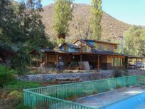 Terreno 10.000 M²  con Casa 4D + 3B / Lonquen