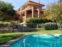 Arriendo Hermosa Casa en Parcela Hacienda Chacabuco