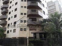 Apartamento de 2 dormitórios em Vila Caiçara - Praia Grande-SP