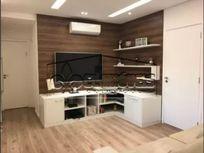 Apartamento mobiliado com móveis planejados,79m2