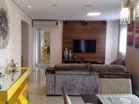 Lindo apartamento semi mobiliado de 2 dormitórios no bairro Ponta da Praia na cidade de Santos - SP