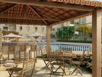Apartamento Maraville R$240.000,00 - Taquara -2 qts - varanda - 6º andar - condomínio Total Infraestrutura.