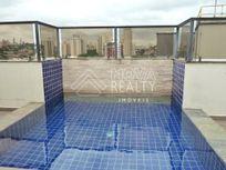 Cobertura com 4 quartos e 10 Andar na (dado não fornecido), São Paulo, Alto da Lapa, por R$ 1.800.000