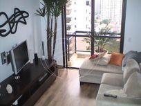 Cobertura com 1 quarto e Churrasqueira na R IARA, São Paulo, Itaim Bibi