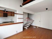 Apartamento para locação 43m², 1 dormitório e 1 vaga. Brooklin.