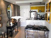 Apartamento com 2 quartos e Solarium na R Padre Lebret, São Paulo, Jardim Leonor