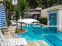 Apartamento com 2 quartos e Piscina na R Nelson Gama de Oliveira, São Paulo, Vila Andrade