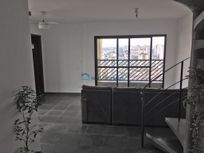 Cobertura com 2 quartos e Churrasqueira na R GUSTAVO DA SILVEIRA, São Paulo, Vila Santa Catarina