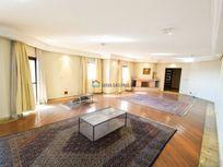 Apartamento com 4 quartos e Dormitorio empregada na R Vitor Costa, São Paulo, Bosque da Saúde