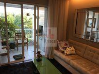 Apartamento com 3 quartos e 2 Salas na R DOUTOR HÉLIO FIDÉLIS, São Paulo, Vila São Francisco
