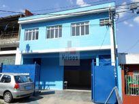 Galpão de 332 m² na Vila Dalva SP.