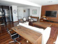 DC122 - Apartamento deslumbrante em condomínio no Brooklin!