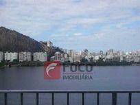 Lagoa - Vista Panorâmica - Sala 03 Quartos com suíte - 01 vaga na escritura - Infraestrutura de lazer