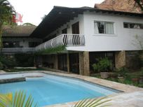 Casa em Condomínio para Venda e Aluguel em Alphaville Residencial Um Barueri-SP - 100