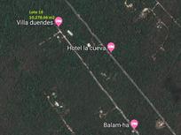 TERRENO DE 10,278 m2 EN AKUMAL, QUINTANA ROO