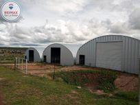 Terreno con Bodegas en venta zona de producción de granos