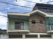 Casa 4 dormitórios, Jd Elvira Osasco