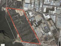 1200 mts de terreno en Venta. Parque Industrial Escobedo. Urbanizado