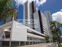 Vendo ou alugo sala Comercial em Empreendimento comercial de alto padrão com 38 m2, WC e 1 vaga.