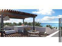 PENTHOUSE  amuebl,  playa SA'AM  Riviera Maya
