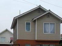 Casa 3 dor. 1 baño, bodega, 120 m2 terreno, 58 m2 construido