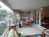 Apartamento com 3 quartos e Sala ginastica, São Paulo, Campo Belo, por R$ 11.000