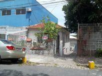 Terreno  residencial à venda, Mirandópolis, São Paulo.