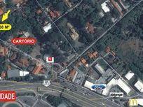 Exclusividade ELLO. Ótima Área com 1.868 m² na Granja Viana - Única!