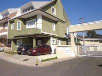 Sobrado residencial à venda, Boa Vista, Curitiba - SO0097.