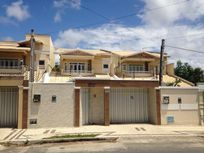 Casa residencial à venda, Engenheiro Luciano Cavalcante, Fortaleza - CA0147.