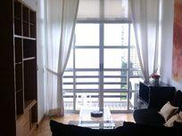 Loft residencial para locação, Alphaville, Barueri.