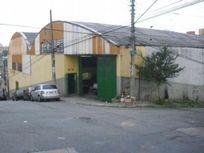 Galpão  comercial para venda e locação, Vila Moraes, São Paulo.