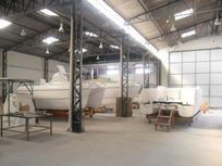 Barracão  industrial à venda.