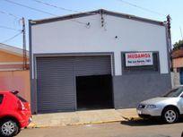 Galpão comercial com área de lazer à venda, Campos Elíseos, Ribeirão Preto.