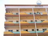 Linda Kitnet residencial à venda, Vila Caiçara, Praia Grande.