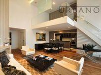 Apartamento residencial para locação, Brooklin, São Paulo - AP0576.