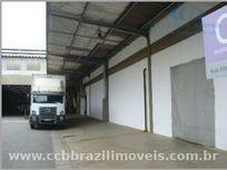 Galpão Comercial para locação, Centro, Osasco - GA0026.