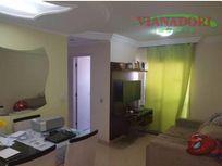 Apartamento 59m² 02 dormitórios residencial para locação, Gopoúva, Guarulhos.