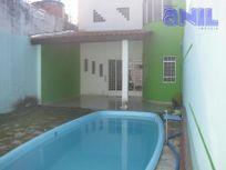 Sobrado com piscina Jardim Santa Esmeralda
