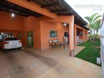 Casa térrea, Cond Fechado, 4 qts/ 1 suíte, Churrasqueira, Vicente Pires - Brasília-DF