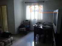 Apartamento residencial para locação, Vila das Mercês, São Paulo - AP1106.