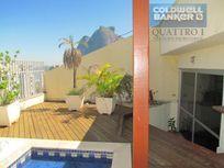 Cobertura  residencial à venda, São Conrado, Rio de Janeiro.
