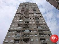 Apartamento com 2 quartos e Sacada na Rua Tuiuti, São Paulo, Tatuapé, por R$ 2.500