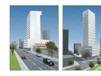 Edifício com 1 quarto e Jardim, Belo Horizonte, Funcionários, por R$ 112.000