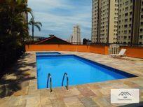Apartamento locação - 3 dormitórios com suíte - 2 vagas - 200 mts do Metrô Jabaquara
