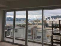 Loft com 1 dormitório para alugar, 47 m² por R$ 3.200/mês - José Menino - Santos/SP